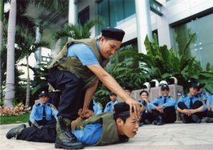 dịch vụ bảo vệ chuyên nghiệp quận 6