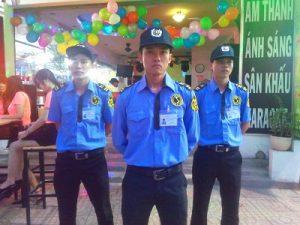 công tác bảo vệ an ninh