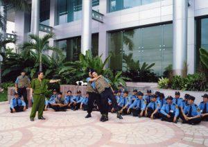 nghiệp vụ bảo vệ