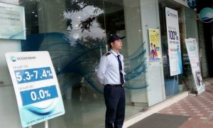 phương án bảo vệ ngân hàng