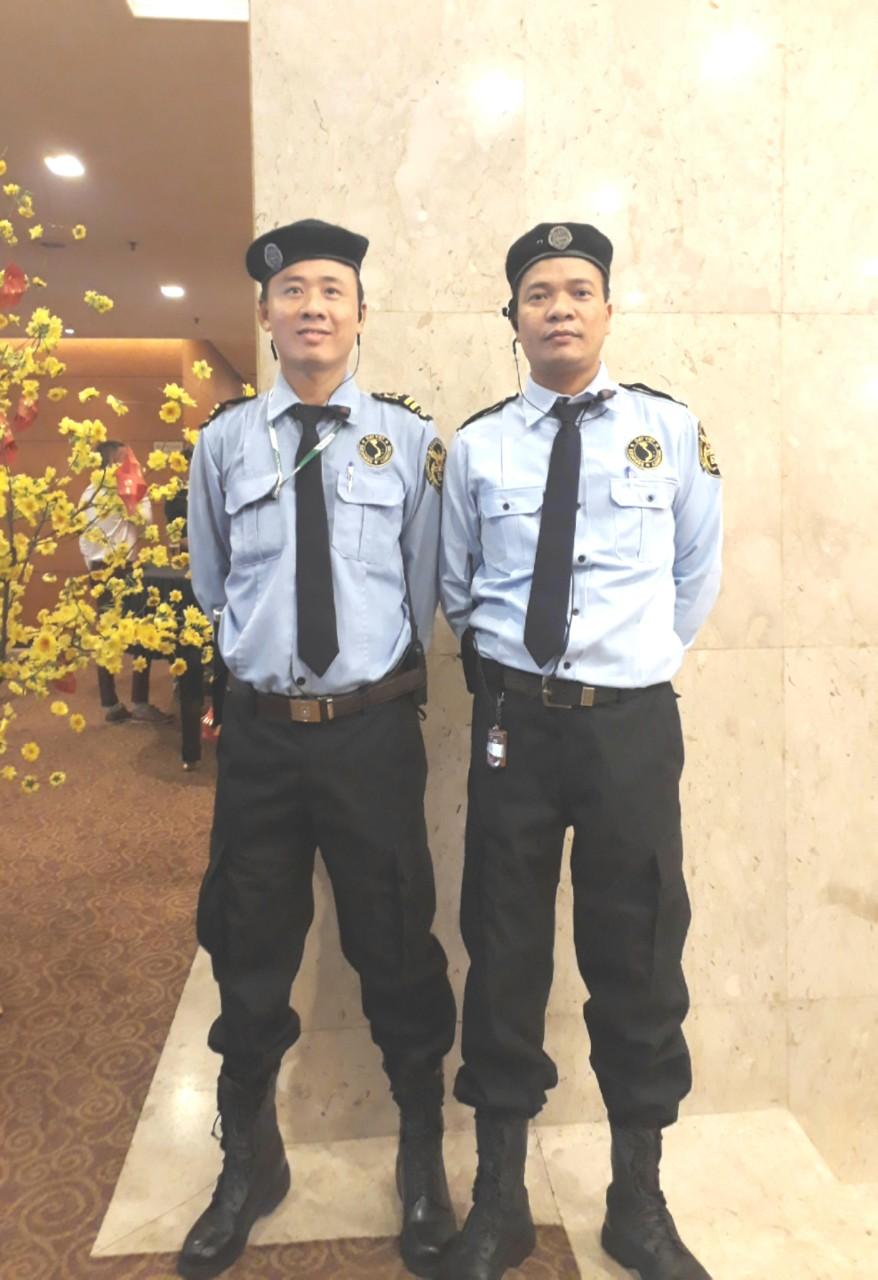 Dịch vụ bảo vệ tại quận 5