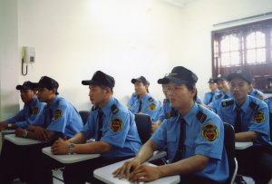 công ty bảo vệ uy tín tại tphcm