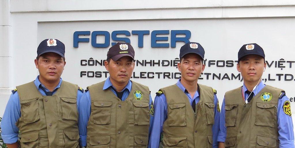 công ty dịch vụ bảo vệ chuyên nghiệp tại tphcm