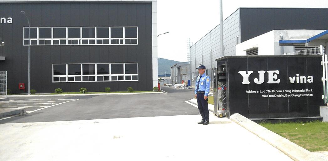 dịch vụ bảo vệ nhà máy tốt nhất