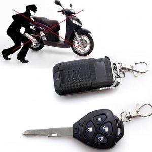 có nên lắp khóa chống trộm cho xe máy không