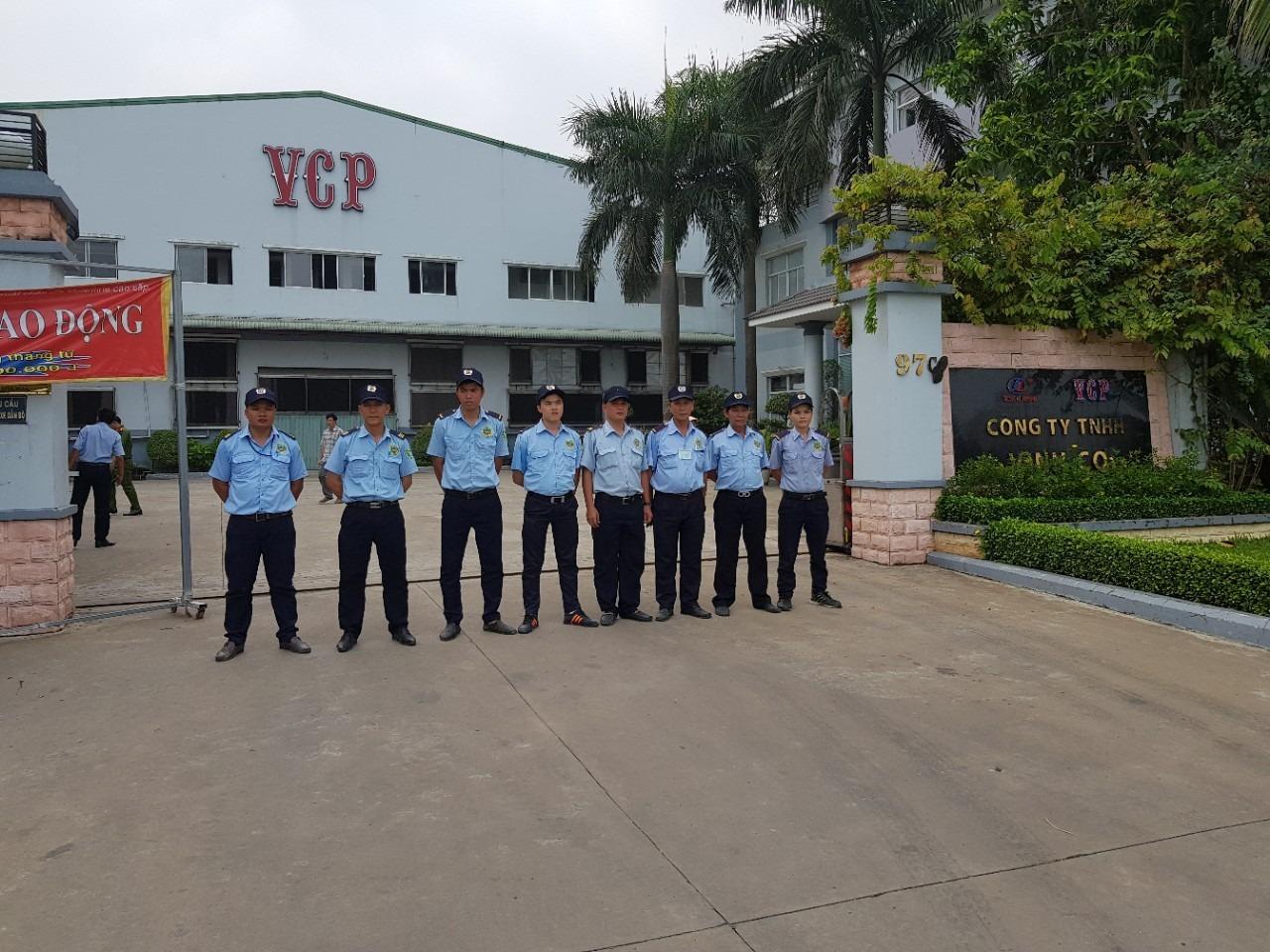 dịch vụ bảo vệ chuyên nghiệp nhất Đồng Nai