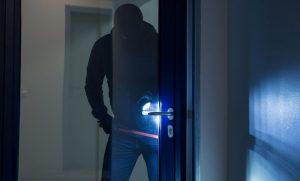 tự làm thiết bị chống trộm ở nhà
