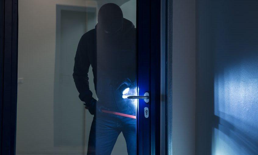 tự làm thiết bị chống trộm tại nhà