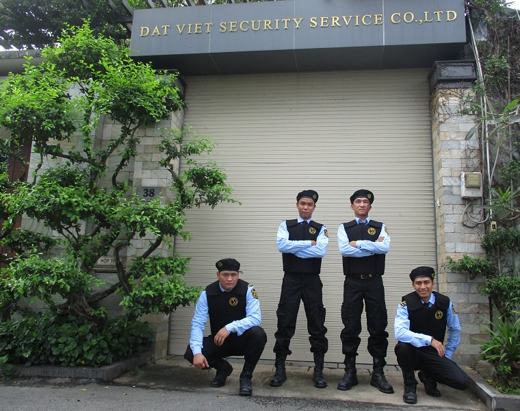 công ty bảo vệ quận Bình Thạnh