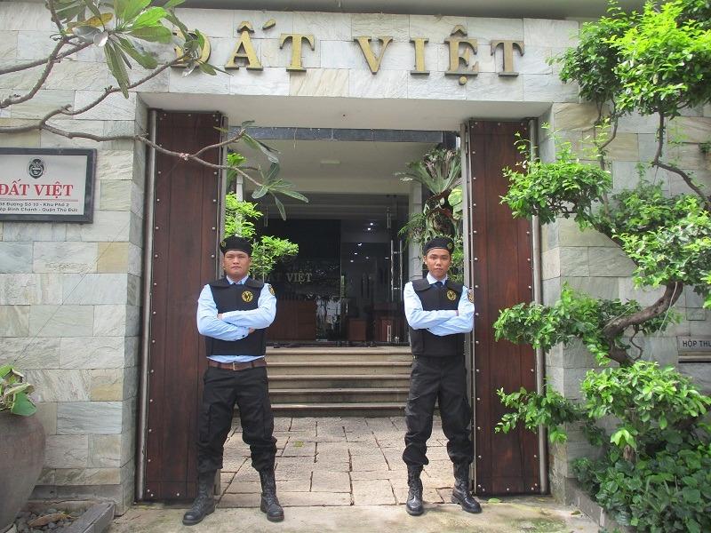 dịch vụ bảo vệ uy tín tại Biên Hòa