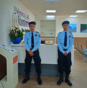 dịch vụ bảo vệ Tết Nguyên Đán