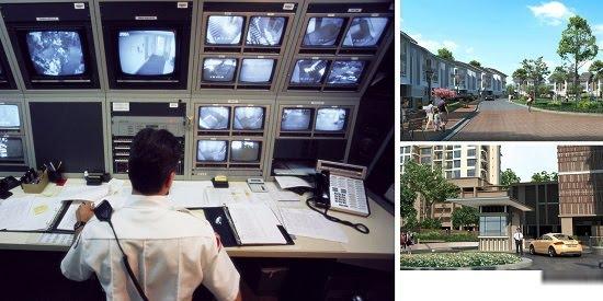 dịch vụ bảo vệ khu đô thị