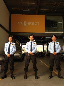 huấn luyện bảo vệ chuyên nghiệp