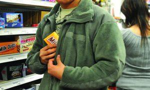 ngăn chặn trộm siêu thị