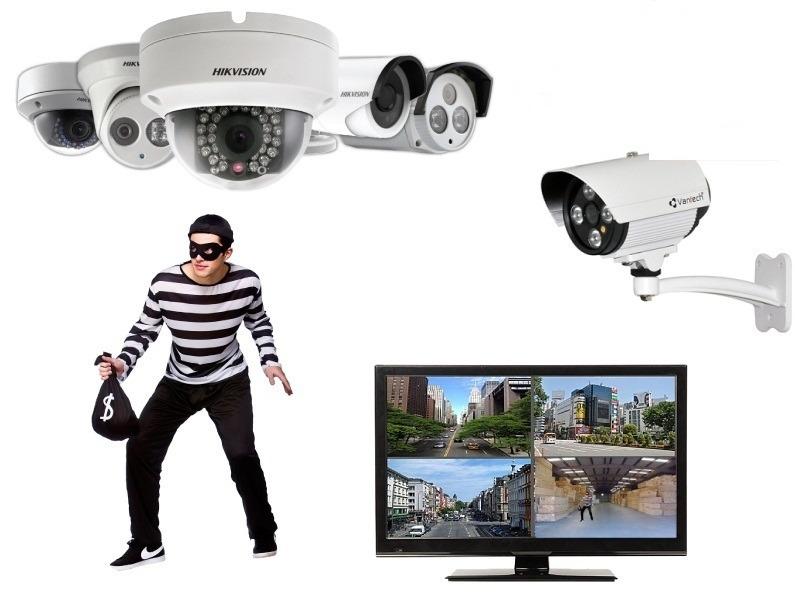 cách chọn camera chống trộm