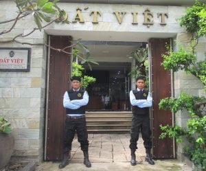 an ninh khách sạn