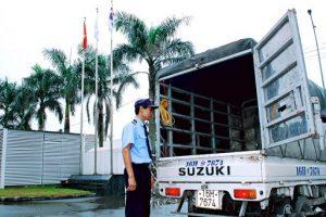 dịch vụ bảo vệ hàng hóa