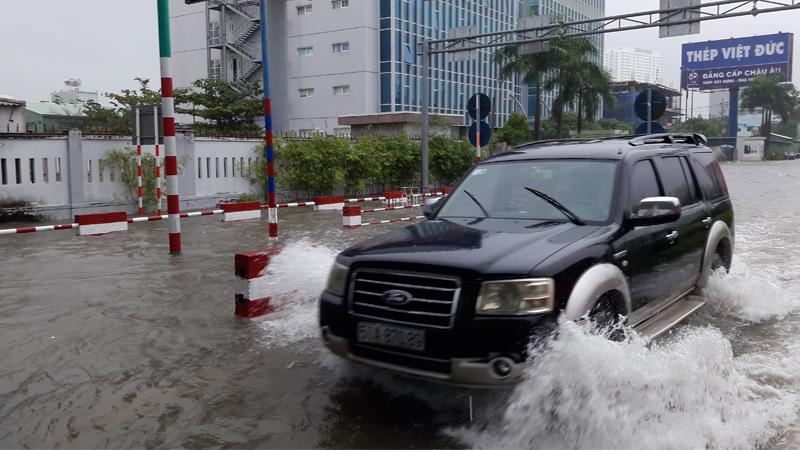 phòng chống tai nạn thương tích vào mùa mưa