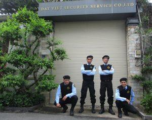 thuê công ty dịch vụ bảo vệ xưởng may