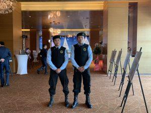 Đất Việt bảo vệ sự kiện tại Intercontinental Saigon