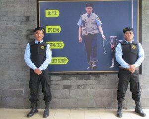 dịch vụ bảo vệ công trường chuyên nghiệp