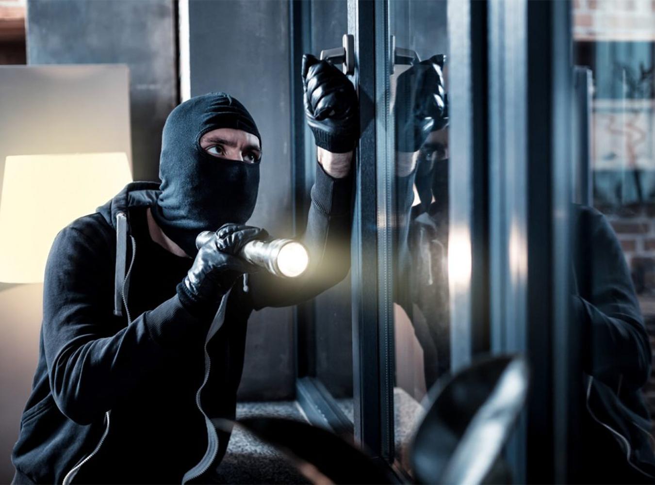 phòng chống trộm tại nhà