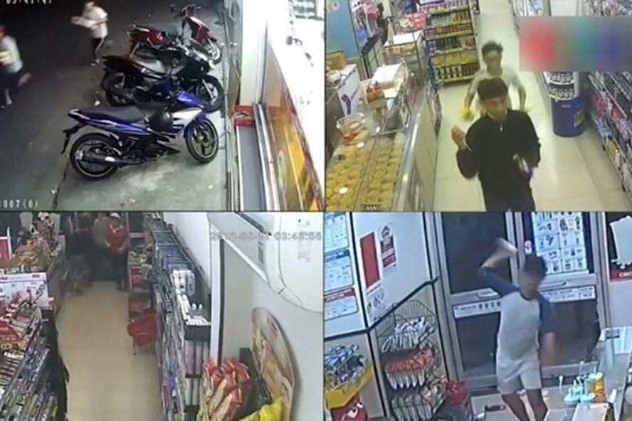 cảnh giác trộm cắp cướp giật tài sản